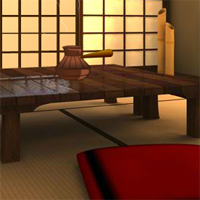 Free online flash games - Japanese Dojo Escape game - WowEscape