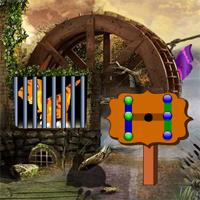 Free online flash games - Games4king Velociraptor Dinosaur Escape game - WowEscape