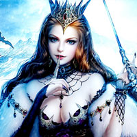 Free online flash games - Fantasy Queen Stars game - WowEscape