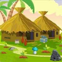 Free online flash games - Games4King Cute Farmer Rescue game - WowEscape