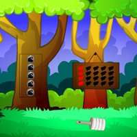 Free online flash games - Top10 Escape From Wild game - WowEscape