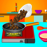 Free online html5 games - Cooking Candy Popsicles game