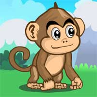 Free online flash games - Monkey Gravity Adventure game - WowEscape