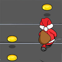 Free online flash games - Santa Winter Rush game - WowEscape