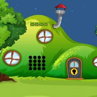 Free online flash games - G2J Little Mount House Escape game - WowEscape