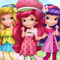 Free online flash games - Strawberry Shortcake Fashion game - WowEscape