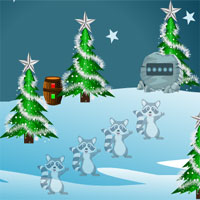 Free online flash games - Avm Christmas Angel Escape game - WowEscape