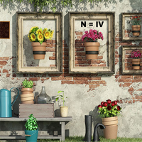 Free online flash games - Beautiful Garden game - WowEscape