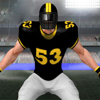 Free online flash games - Linebacker 2 Alley game - WowEscape