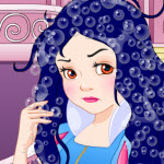 Free online flash games - Snow White Haircuts Design game - WowEscape