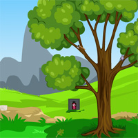 Free online flash games - GamesZone15 Escape The Lovebirds game2rule