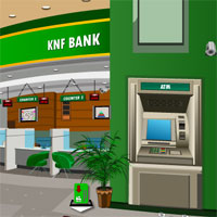 Free online flash games - KNFGames Bank Robbery Escape game - WowEscape
