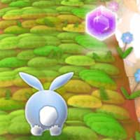 Free online flash games - Bunny Run game - WowEscape