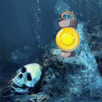 Free online html5 escape games -  Ocean Treasure Escape HTML5