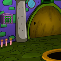 Free online html5 games - Halloween Dark Celebration Escape game