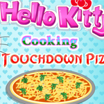 0e5780cc0 Free online flash games - Hello Kitty Cooking Touchdown Pizza game -  WowEscape