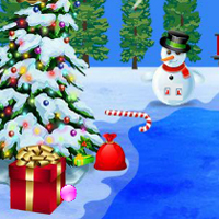 Free online flash games - Christmas Find The Santa Dress game - WowEscape
