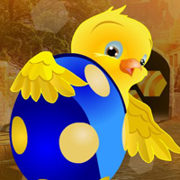 Free online flash games - G4K Joyful Chick Escape game - WowEscape