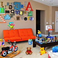 Free online flash games - Toys Room Hidden Objects game - WowEscape