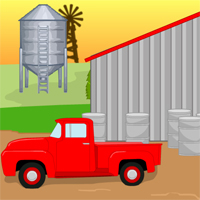 Free online flash games - Mousecity Farmer Field Escape