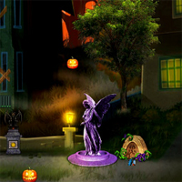 Free online flash games - Find The Halloween Treasures Box game - WowEscape