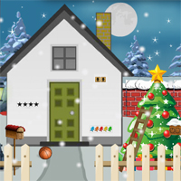 Free online flash games - Christmas Find The Holy Water