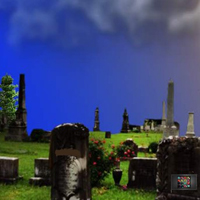 Free online flash games - Top10 Escape From Cemetery
