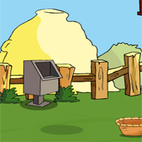Free online flash games - Grey Parrot Rescue