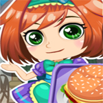 Free online flash games - Best Burger Chef game - WowEscape