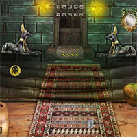 Free online flash games - Top10 Escape From Chancel  game - WowEscape