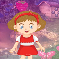 Free online flash games - G4K Comely Little Girl Escape