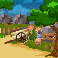 Free online flash games - Escape From Fantasy World Level 34 game - WowEscape