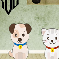 Free online flash games - 8b Lazy Dog Escape