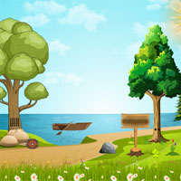 Free online flash games - Can You Rescue My Love Level 23