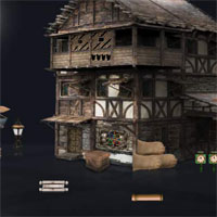 Free online flash games - Top10 Escape From Wood House