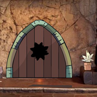 Free online flash games - GFG Old Mockery Room Escape  game - WowEscape