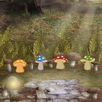 Free online html5 escape games - Grim Forest
