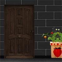 Free online flash games - 8b Black Brick Room Escape game - WowEscape