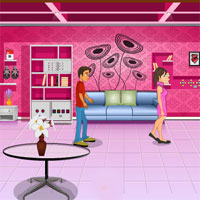 Free online flash games - Happy Valentines Day game - WowEscape