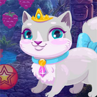 Free online flash games - G4k Find King Cat game - WowEscape