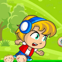 Free online flash games - Monster Catcher Team game - WowEscape
