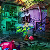 Free online flash games - Escape From Fantasy World Level 22