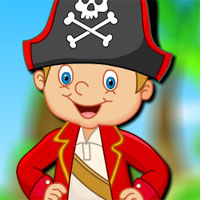 Free online flash games - Avm Pirate Boy Escape