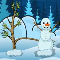 Free online flash games - Snowman Secrets game - WowEscape