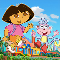 Free online flash games - Dora And Boots Escape 2 game - WowEscape