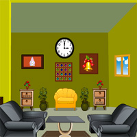 AVMGames Escape From Yellowish Rooms