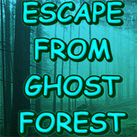 Free online html5 games - Wow Escape from Ghost Forest game
