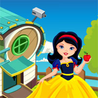Free online flash games - G4K Cute Little Angel Rescue game - WowEscape