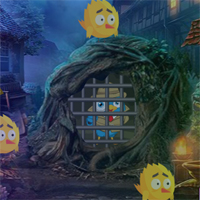 Free online flash games - Games4king Azure Bird Rescue game - WowEscape