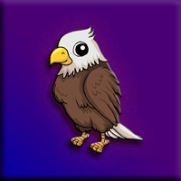 Games2Jolly Bald Eagle Rescue